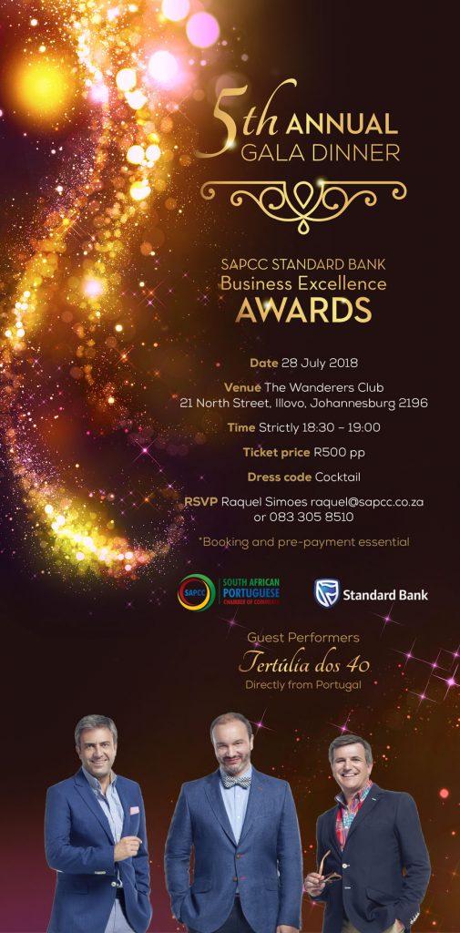 SAPCC Awards