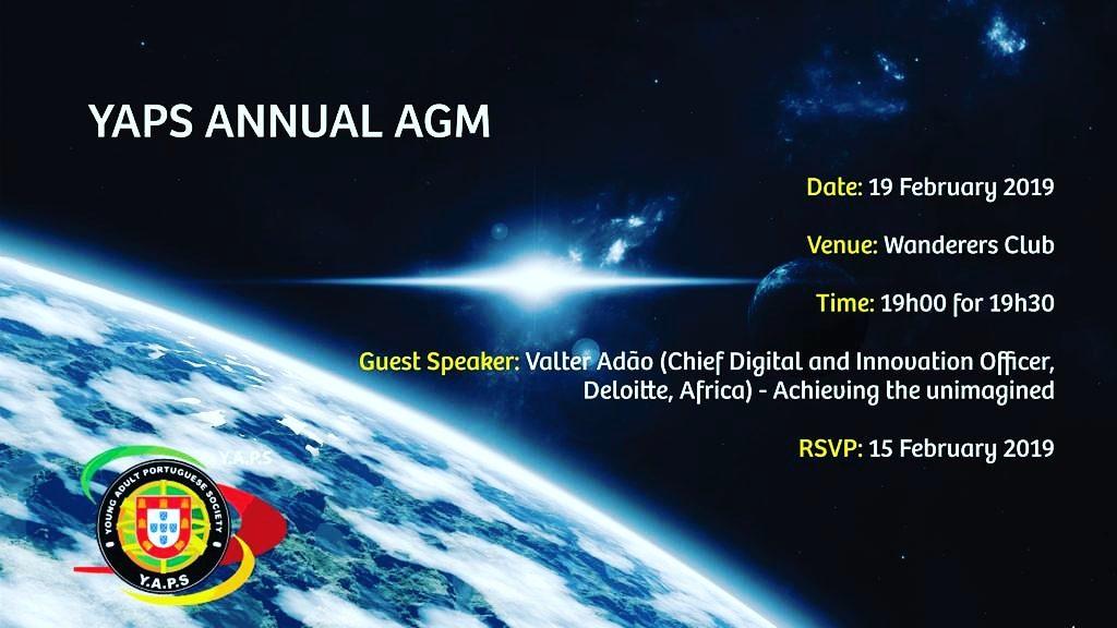 YAPS Annual General Meeting 2019